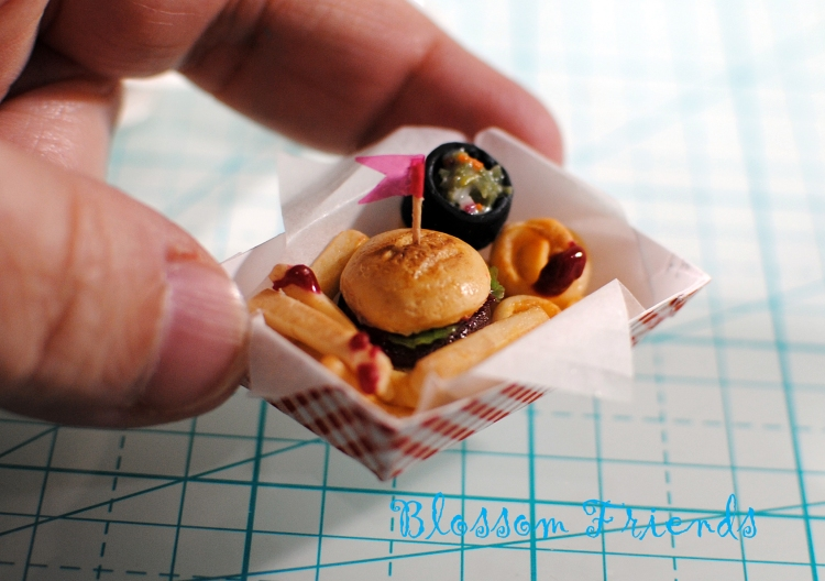 my diner burger basket2