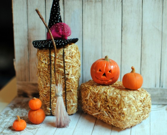 my halloween decor