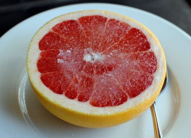my grapefruit